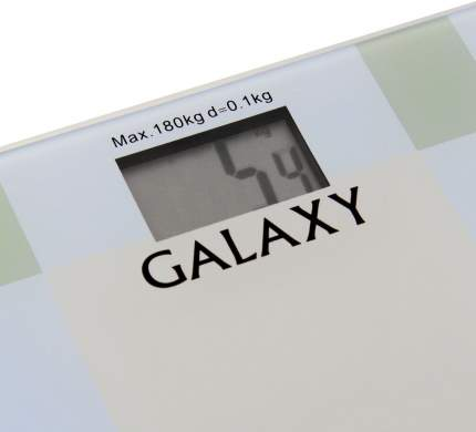 Весы напольные Galaxy GL 4801 Grey