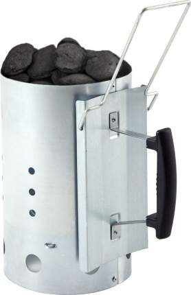 Starter 19 стартер для розжига угля серебр,