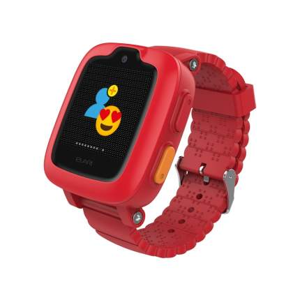 Детские смарт-часы ELARI KidPhone 3G Red