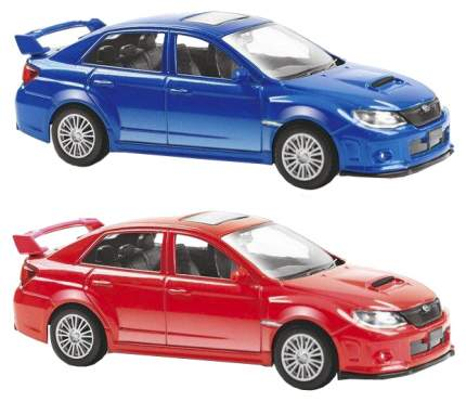 Коллекционная модель Subaru WRX STI, 1:43 RMZ City