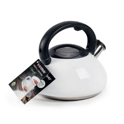 Чайник со свистком ENDEVER Aquarelle-306 3л