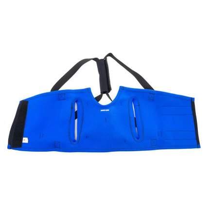 Вожжи для животных Kruuse Walkabout Harness на передние конечности для собак, синий, S