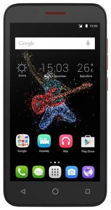 Смартфон Alcatel OneTouch GoPlay 7048X 8Gb Black Dark Red