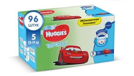 Подгузники-трусики Huggies для мальчиков (13-17 кг), 96 шт.