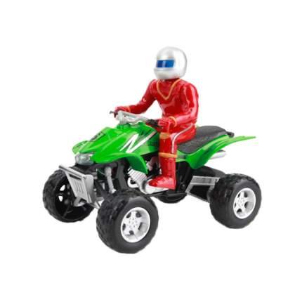 Квадроцикл Технопарк с фигуркой