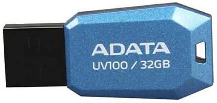 USB-флешка ADATA UV100 32GB Синий