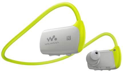 Наушники - Плеер Sony NWZ-WS615/GM Green