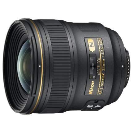 Объектив Nikon AF-S Nikkor 24mm f/1.4G