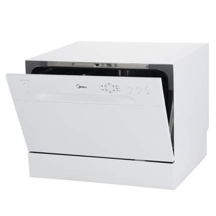 Посудомоечная машина компактная Midea MCFD-0606 white