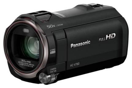 Видеокамера цифровая Full HD Panasonic HC-V760 Black