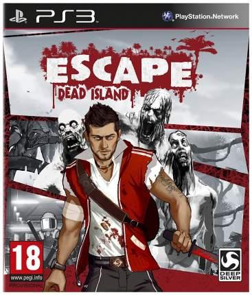Игра для PlayStation 3 Escape Dead Island