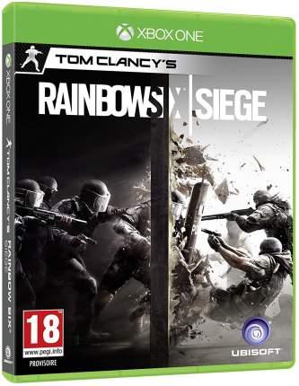 Игра для Xbox One Tom Clancy's Rainbow Six Осада