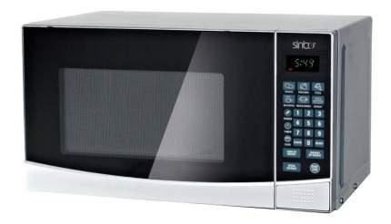 Микроволновая печь с грилем Sinbo SMO 3654 silver