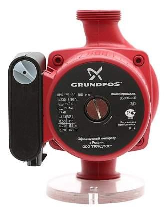 Насос циркуляционный Grundfos UPS 25-80 180 95906440