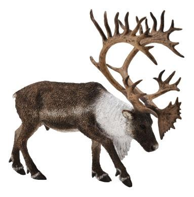 Фигурка collecta северный олень (xl)