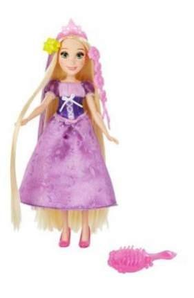 Кукла Disney Принцесса Рапунцель с длинными волосами и аксессуарами