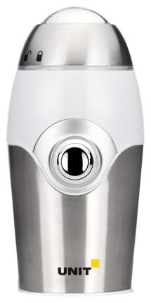 Кофемолка Unit UCG-112 Silver