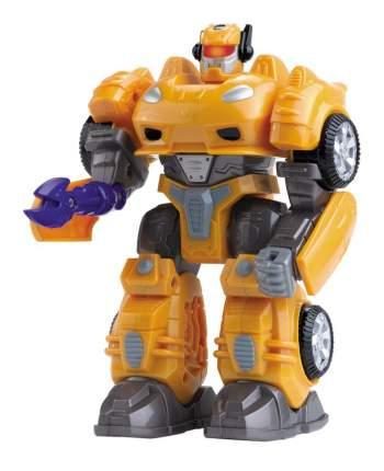 Робот-трансформер Happy Kid Toy 4042T оранжевый