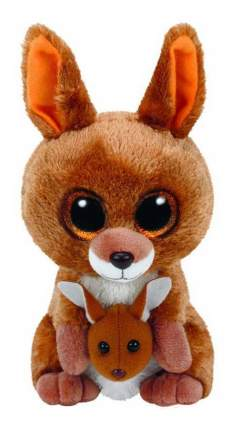 Мягкая игрушка TY Beanie Boos Кенгуру Kipper 15 см