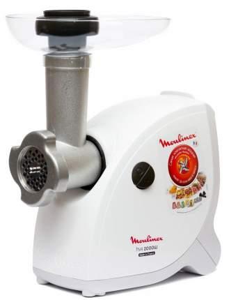 Электромясорубка Moulinex HV4 ME456139 White