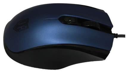 Проводная мышка Jet.A Comfort J1087 Blue/Black