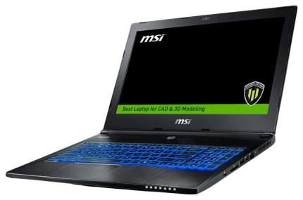 Ноутбук MSI WS Series WS60 7RJ-692RU 9S7-16H812-692