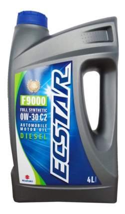 Моторное масло SUZUKI Ecstar C2 Diesel Full Synth SAE 0W-30 (4л)