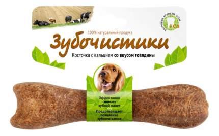 Лакомство для собак Деревенские лакомства Зубочистики, с говядиной, для средних пород, 95г