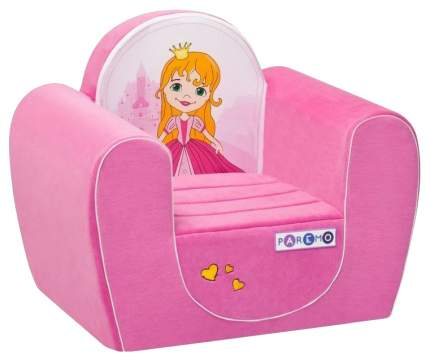 Кресло Paremo Принцесса розовый PCR316