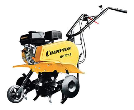 Бензиновый культиватор Champion ВC7712 6,5 л.с.