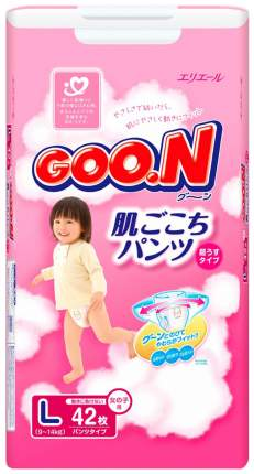Подгузники-трусики Goon L (9-14 кг), 42 шт.