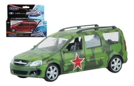 Коллекционная модель Autotime LADA Largus армейская