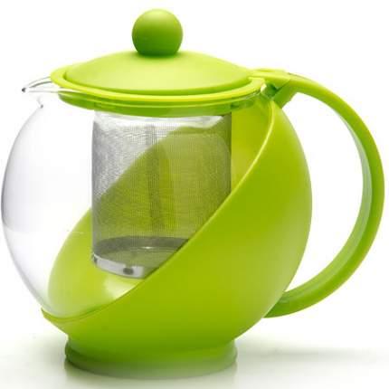 Заварочный чайник Mayer&Boch 1,25 л зеленый