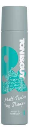 """Сухой шампунь Toni & Guy Текстурность и матовый эффект """"Matt texture dry shampoo"""", 250 мл"""