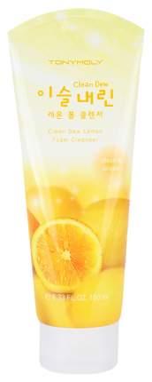 Средство для умывания Tony Moly Clean Dew Lemon Foam Cleanser 180 мл