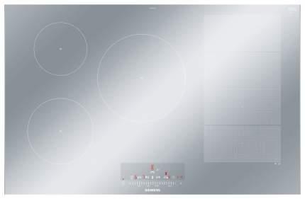 Встраиваемая варочная панель индукционная Siemens EX 879 FVC 1E Silver
