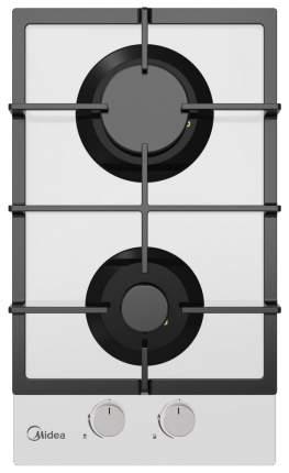 Встраиваемая варочная панель газовая Midea Q302GFD-WH White