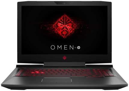 Ноутбук игровой HP OMEN 17-an017ur 2CM06EA Черный