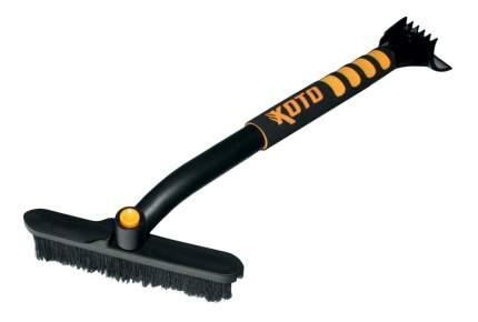 Щетка для очистки от снега KOTO Встроенный скребок BWN-206