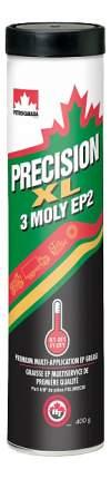 Пластичная смазка Petro-Canada Precision XL 3 y EP2 0.4 кг