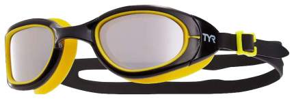 Очки для плавания TYR Special Ops 2.0 Polarized LGSPL желтые/серебристые (719)