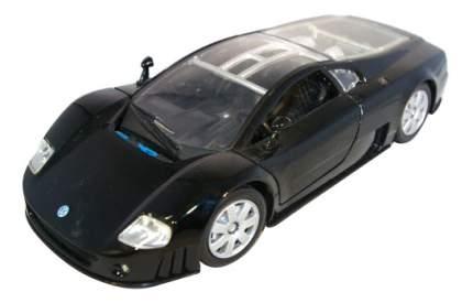 Коллекционная модель MotorMax Volkswagen Nardo W12 черная 1:24