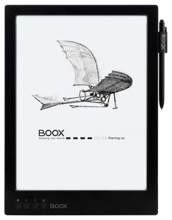 Электронная книга ONYX BOOX MAX Carta Черный