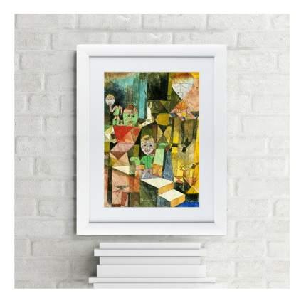 Картина Картины в Квартиру Introducing The Miracle 47 х 60 см