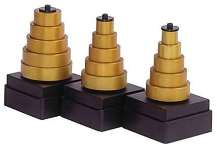 Комплект 5 колец для фрезы (материал алюминий) CMT 791.705.00