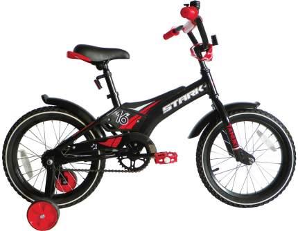 Велосипед Stark Tanuki 16 Boy 2017 onesize Tanuki 16 Boy черно-красный