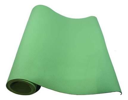 Коврик для йоги ЕвроСпорт BB8310-G зеленый 4 мм