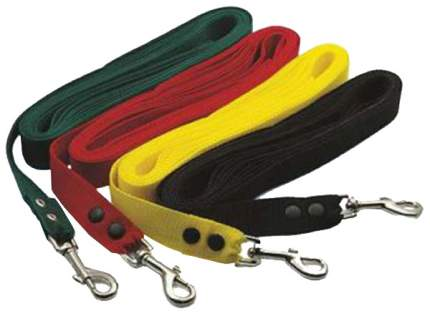 Поводок для собак  ВАКА капроновый 1,5м/20мм, 4 цвета в ассотрименте