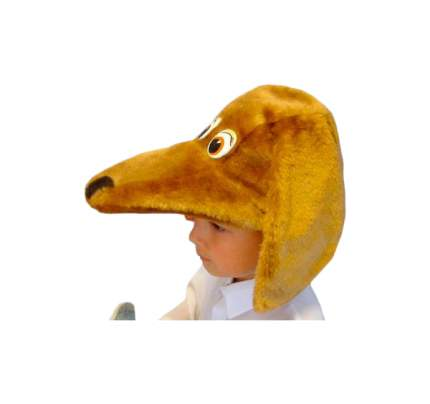 Карнавальная шапка Такса, 54-56 см 1244