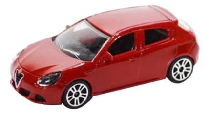 Коллекционная модель Majorette Alfa Romeo 7,5 см красная